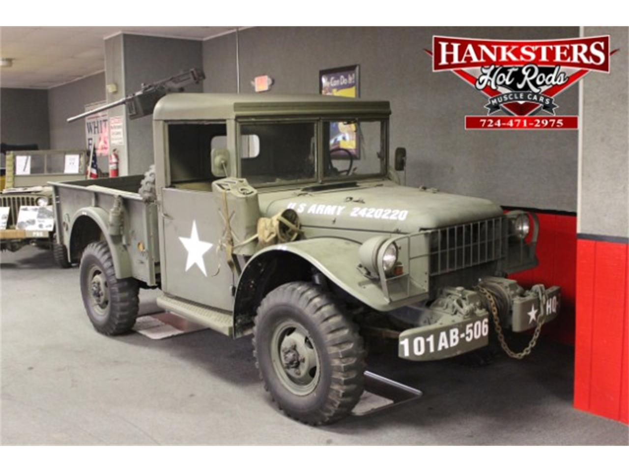 For Sale: 1954 Dodge M37 in Indiana, Pennsylvania