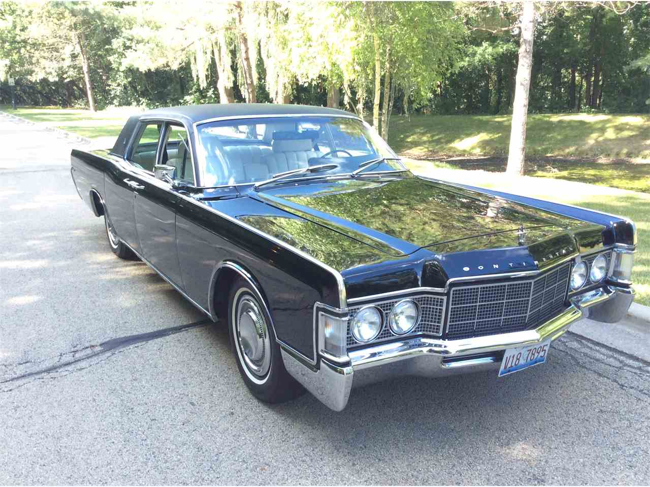 1969 Lincoln Continental for Sale | ClicCars.com | CC-893890