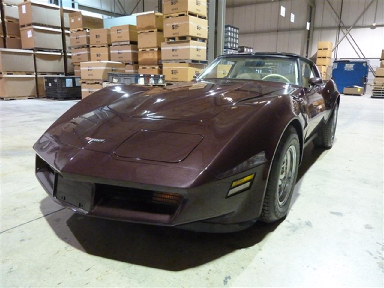 Large Picture of '80 Chevrolet Corvette located in Florida - $19,900.00 Offered by More Muscle Cars - J312
