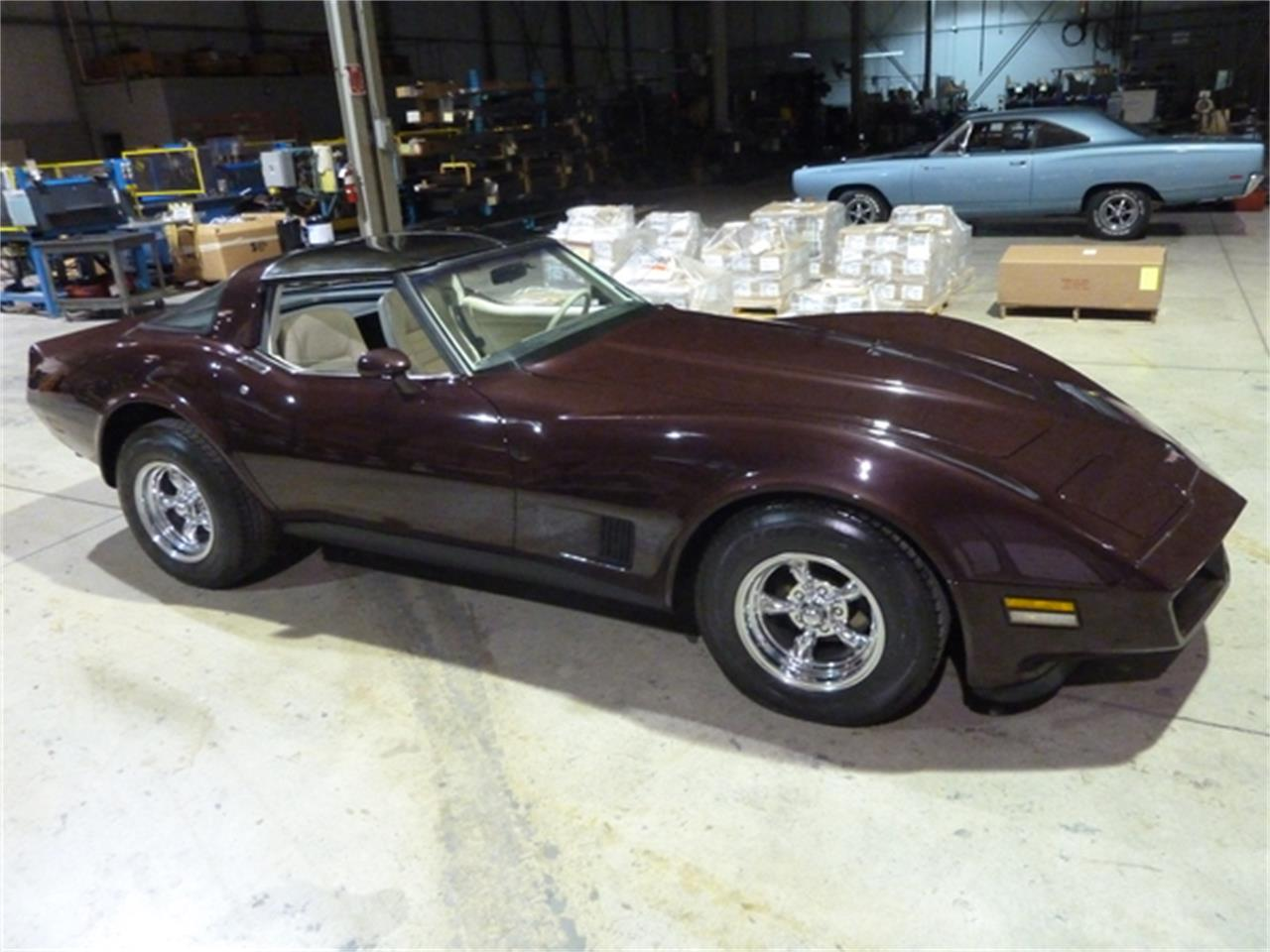 Large Picture of 1980 Chevrolet Corvette located in Fort Myers/ Macomb, MI Florida - $19,900.00 - J312