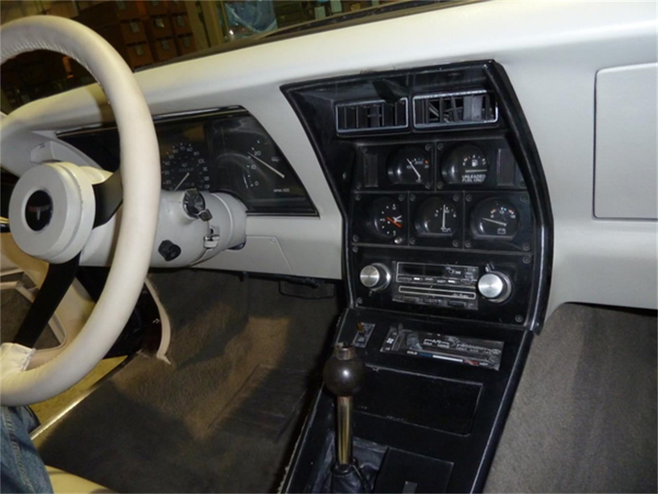 Large Picture of 1980 Chevrolet Corvette located in Fort Myers/ Macomb, MI Florida Offered by More Muscle Cars - J312