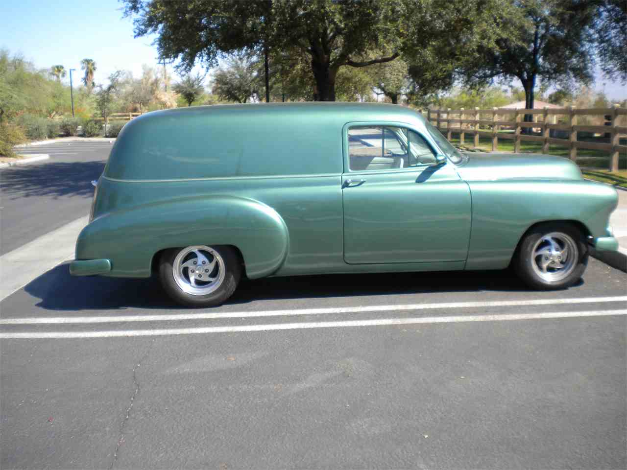 Large Picture of Classic 1951 Sedan Delivery located in Palm Coast Florida - $22,500.00 Offered by a Private Seller - J5TB