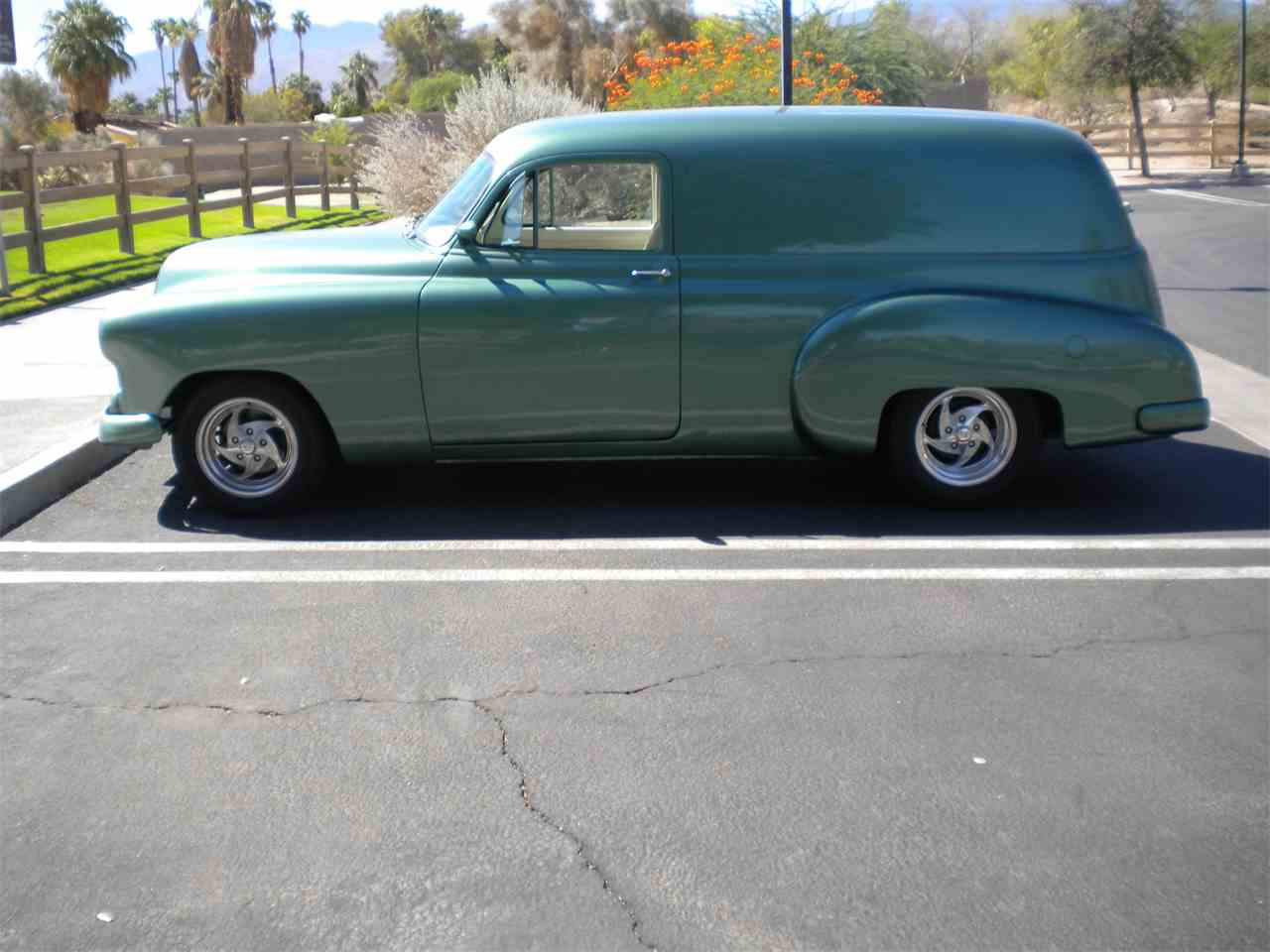 Large Picture of '51 Chevrolet Sedan Delivery located in Palm Coast Florida - $22,500.00 - J5TB