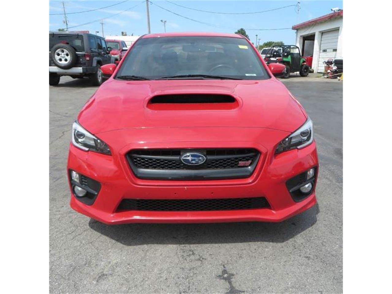 Large Picture of 2015 WRX located in Olathe Kansas - $29,980.00 Offered by All American Auto Mart Inc - J2RC