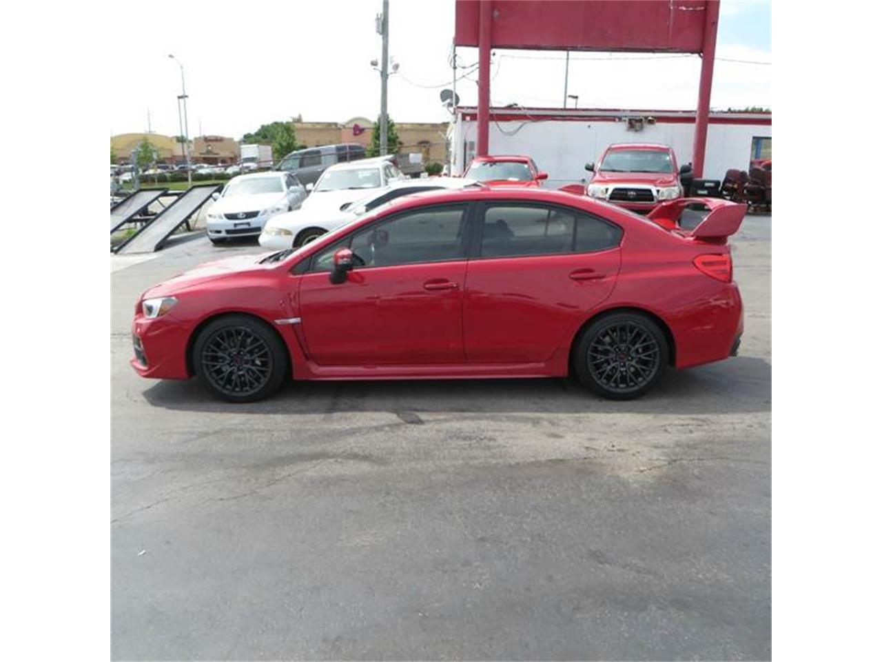 Large Picture of '15 WRX located in Olathe Kansas Offered by All American Auto Mart Inc - J2RC