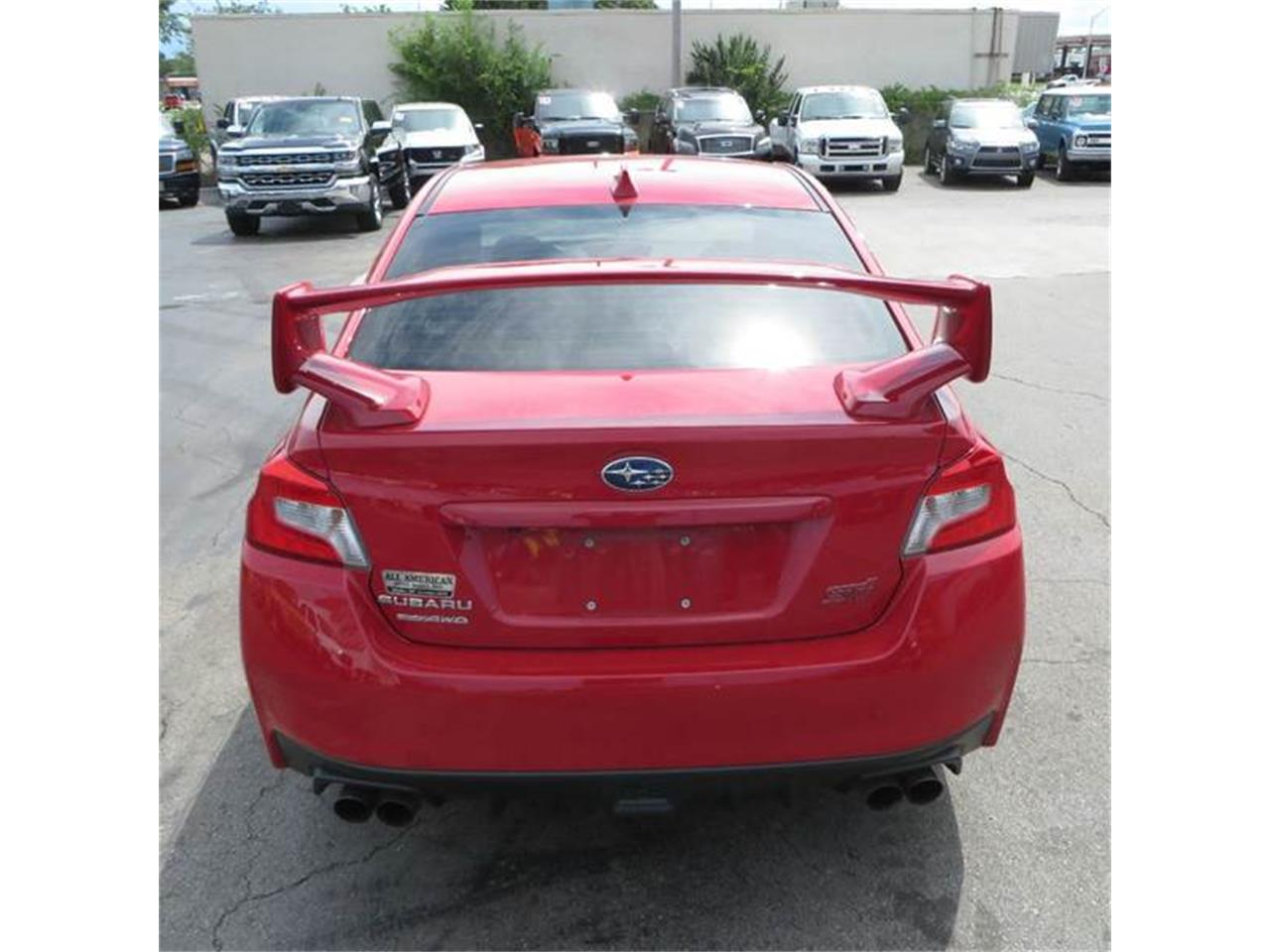 Large Picture of 2015 WRX located in Kansas - $29,980.00 Offered by All American Auto Mart Inc - J2RC