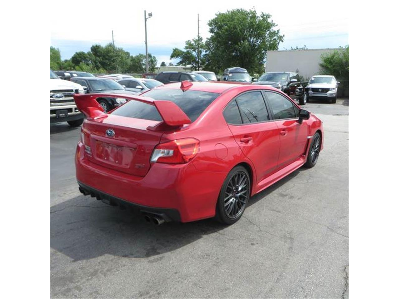 Large Picture of '15 WRX - $29,980.00 - J2RC