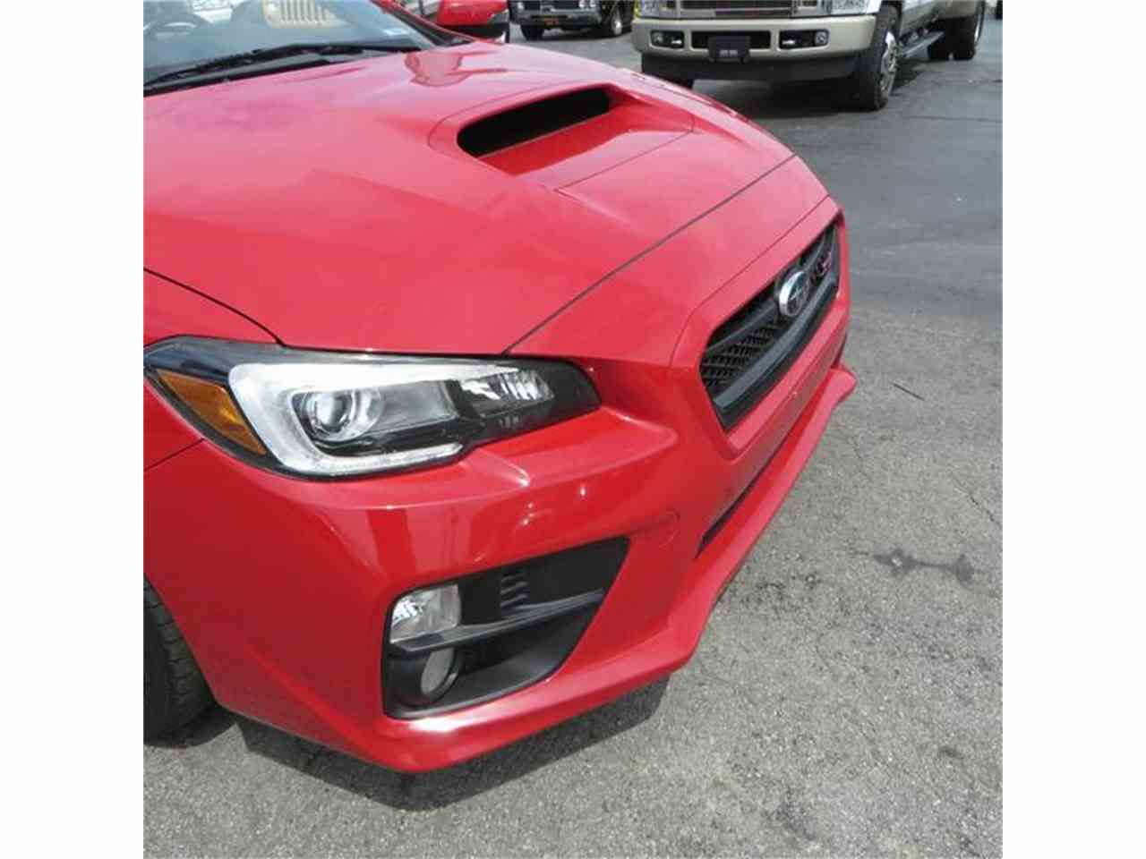 Large Picture of '15 WRX - J2RC