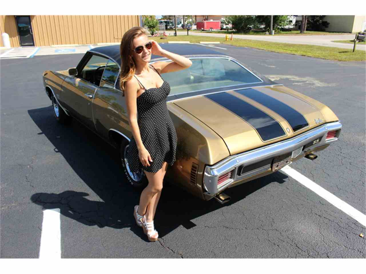 Large Picture of '70 Chevelle SS - J31C