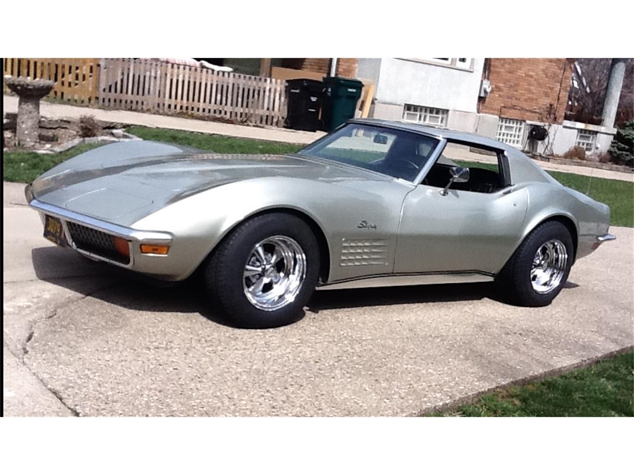 Large Picture of '72 Corvette - J5TG