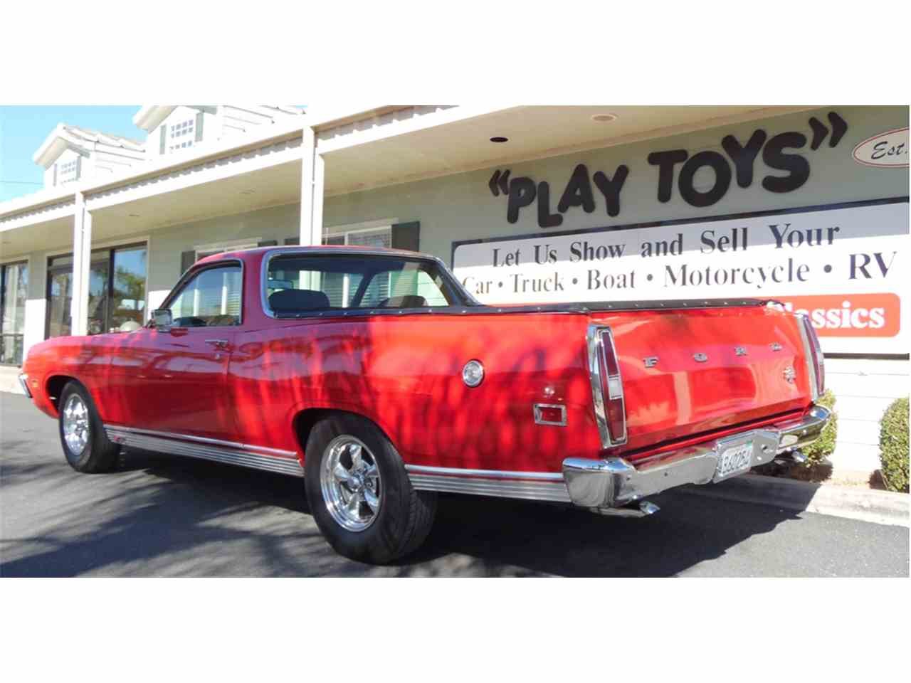 Large Picture of '71 Ranchero  - J5UA