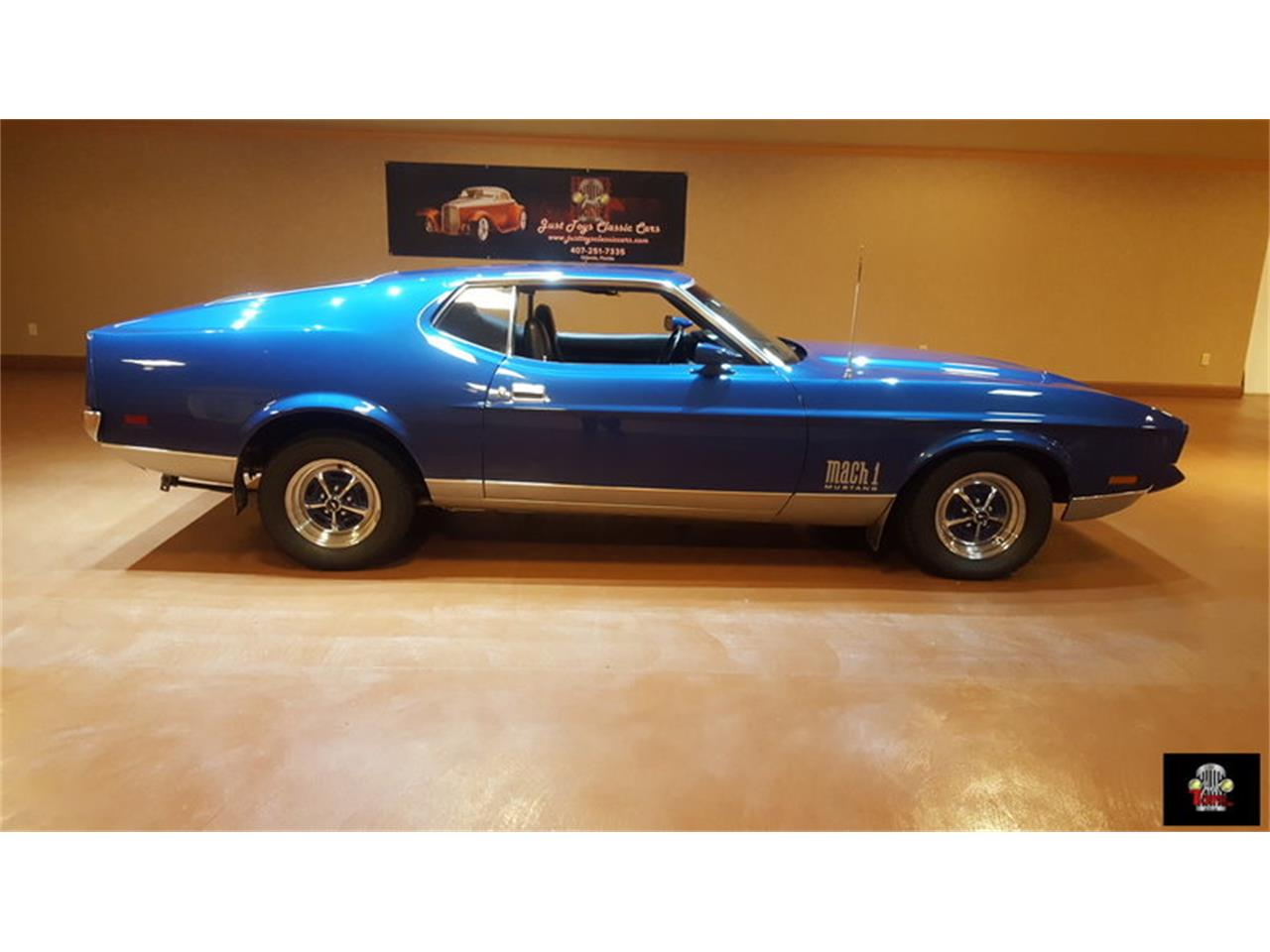 Large picture of 1971 ford mustang mach 1 located in orlando florida 23995 00 offered by