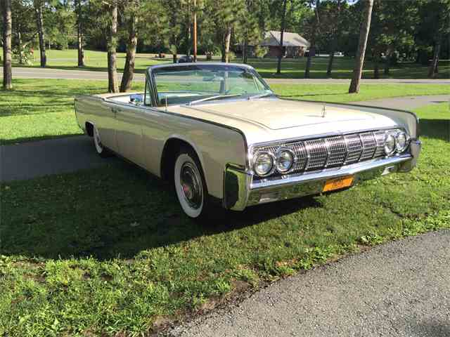 1962 to 1964 Lincoln Continental for Sale on ClicCars.com