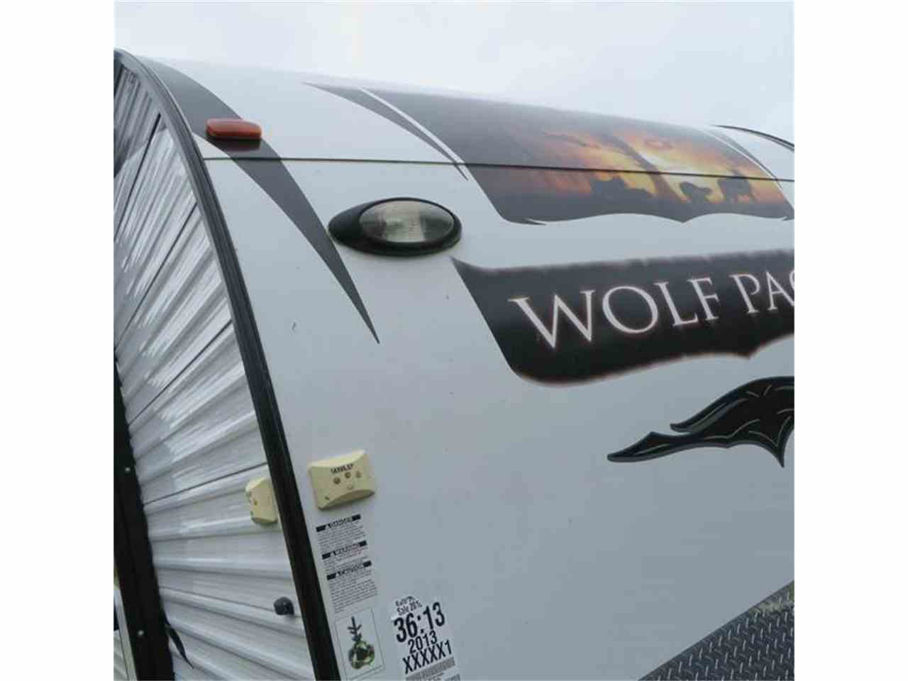 Large Picture of '13 WOLF PACK TOY HAULER - J60D