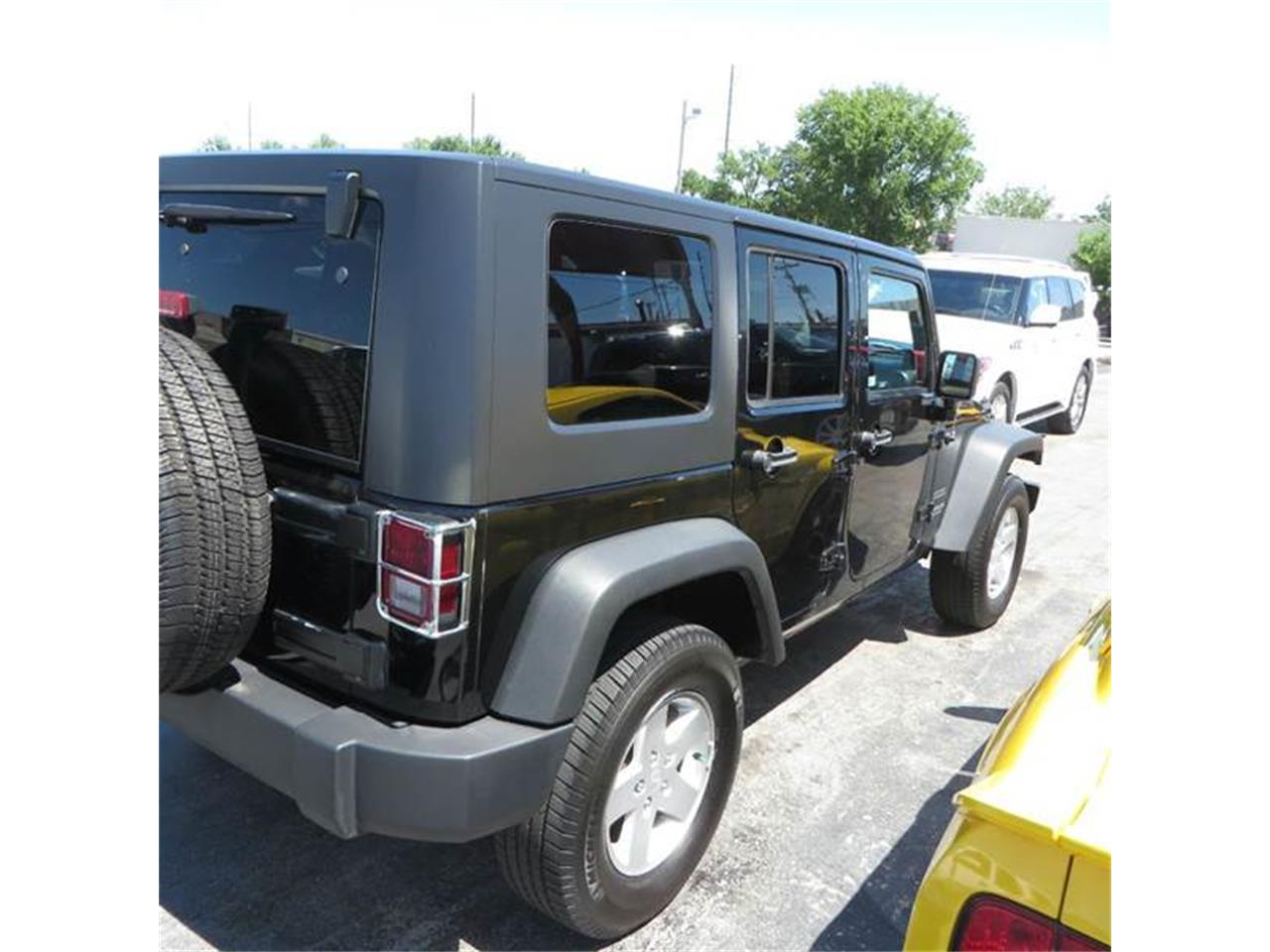 Large Picture of '10 Wrangler - J60E