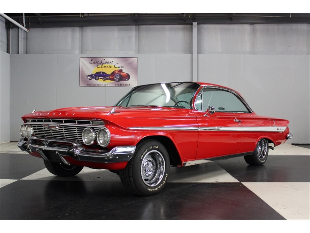 Large Picture of Classic 1961 Impala located in North Carolina - J60W