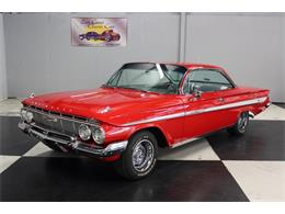Picture of Classic '61 Chevrolet Impala located in Lillington North Carolina - $58,000.00 Offered by East Coast Classic Cars - J60W