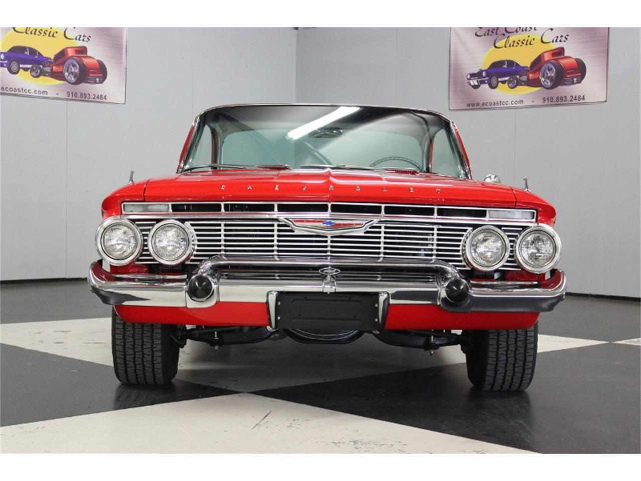 Large Picture of '61 Chevrolet Impala - $58,000.00 Offered by East Coast Classic Cars - J60W