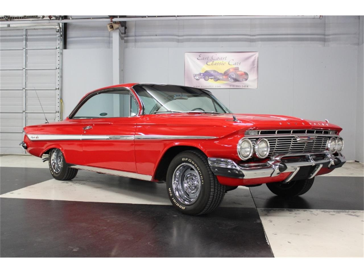 Large Picture of '61 Chevrolet Impala located in North Carolina - J60W