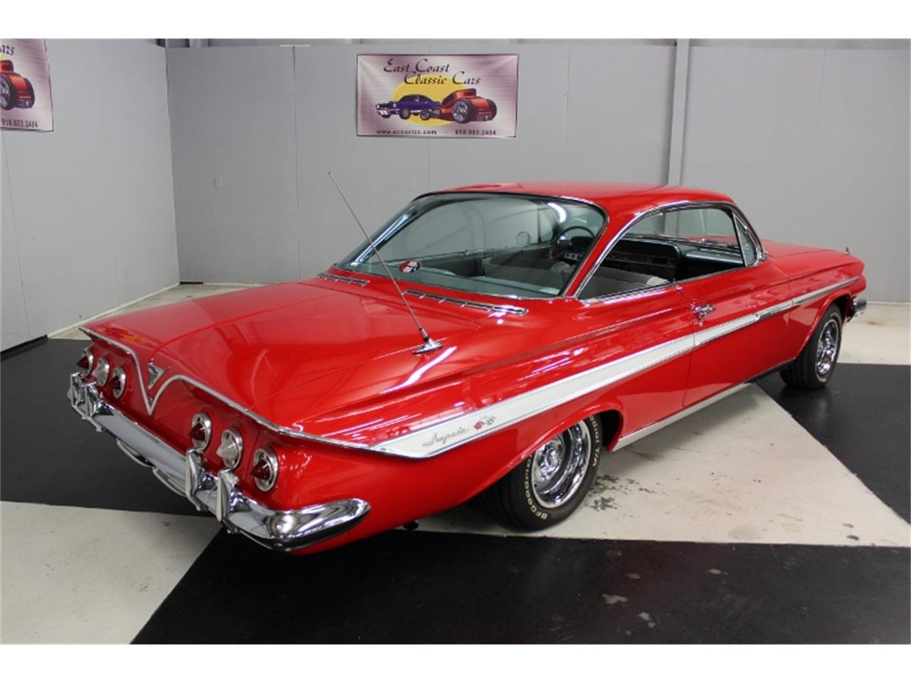 Large Picture of '61 Impala located in North Carolina - $58,000.00 Offered by East Coast Classic Cars - J60W