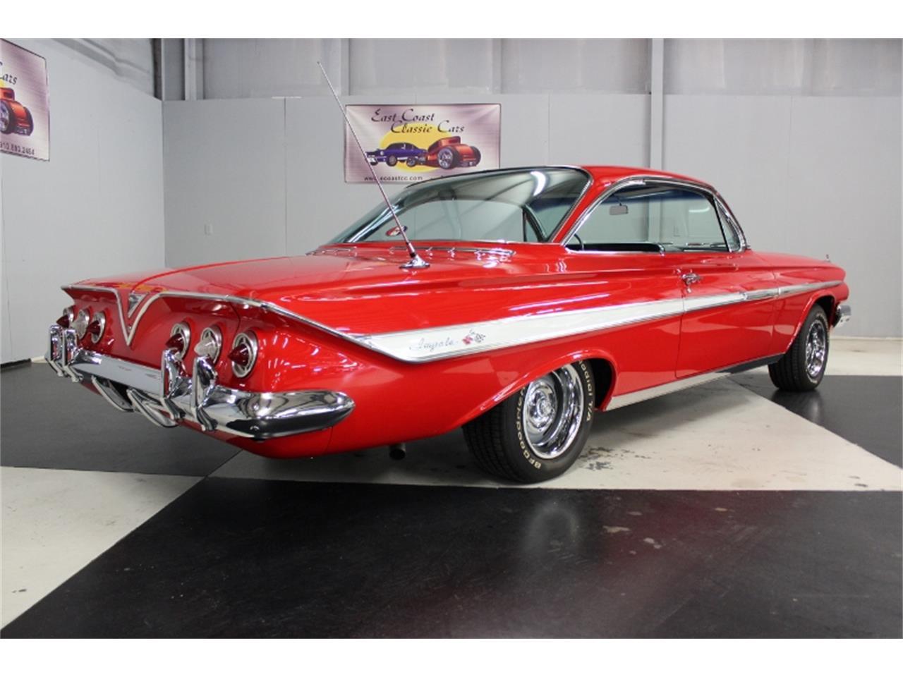 Large Picture of '61 Chevrolet Impala located in Lillington North Carolina - $58,000.00 - J60W