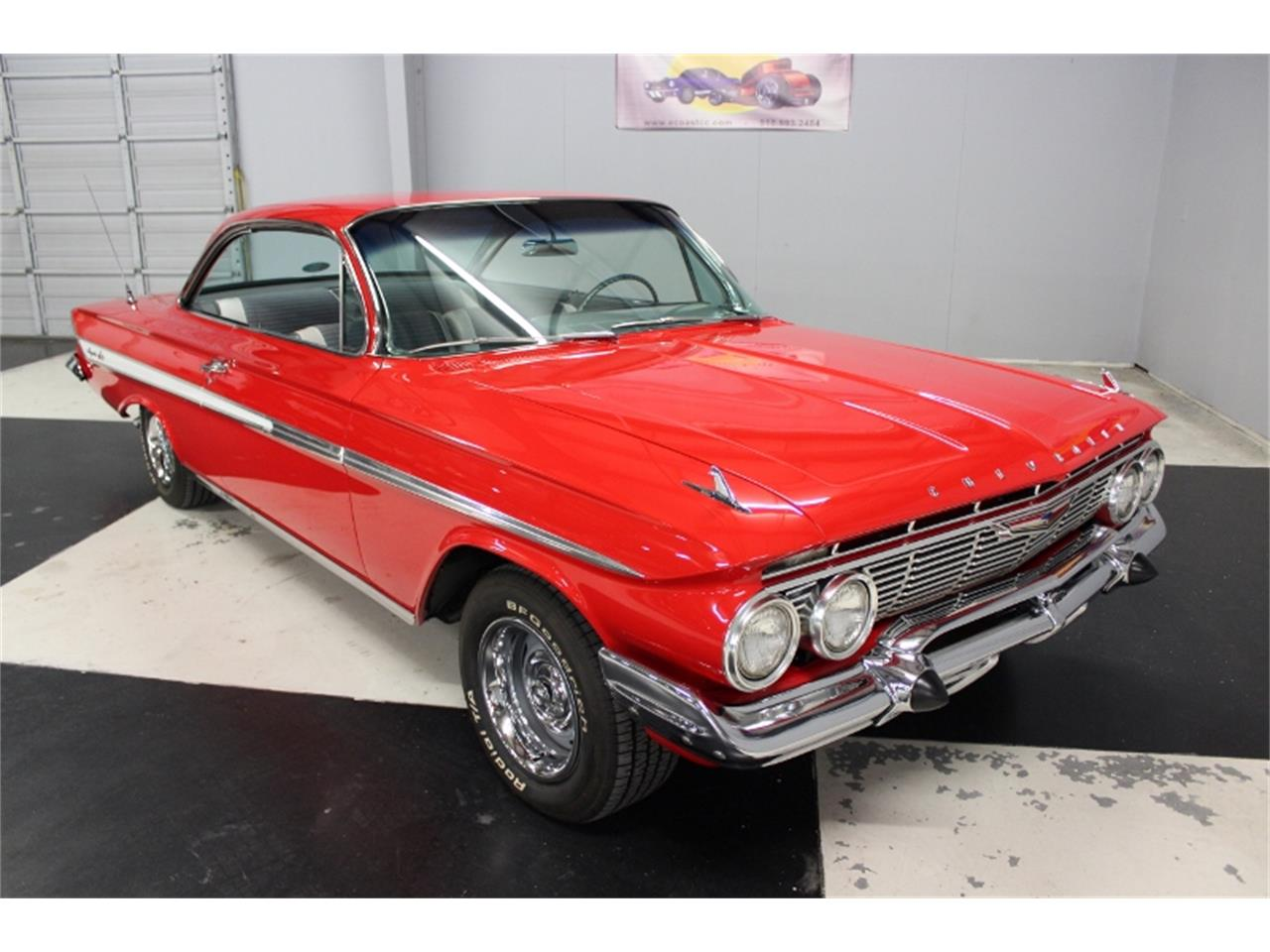Large Picture of Classic '61 Chevrolet Impala located in North Carolina Offered by East Coast Classic Cars - J60W