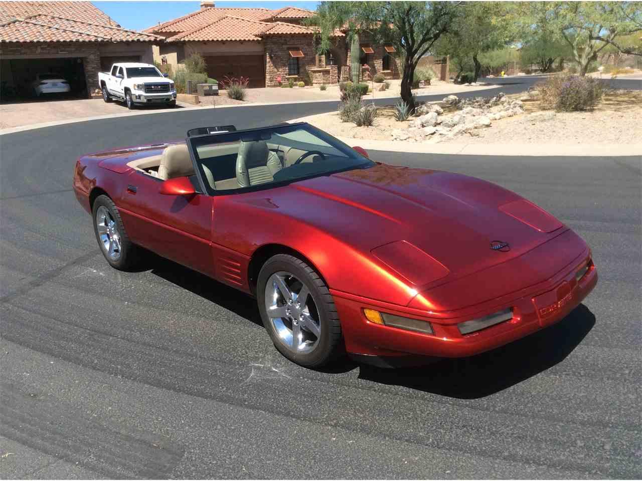 Large Picture of '94 Corvette - J61T