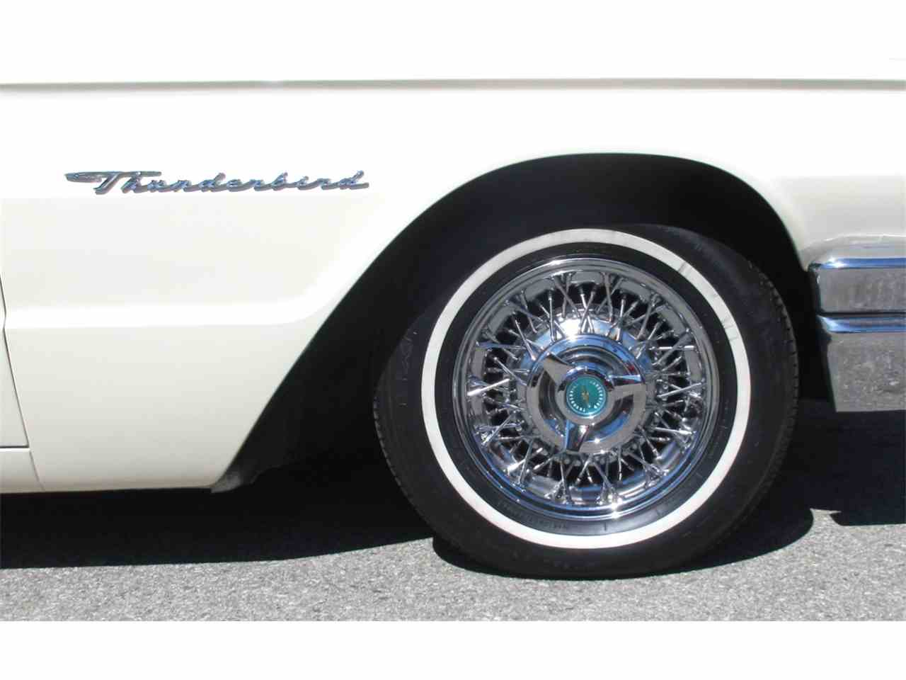 Large Picture of '64 Thunderbird - J61Y