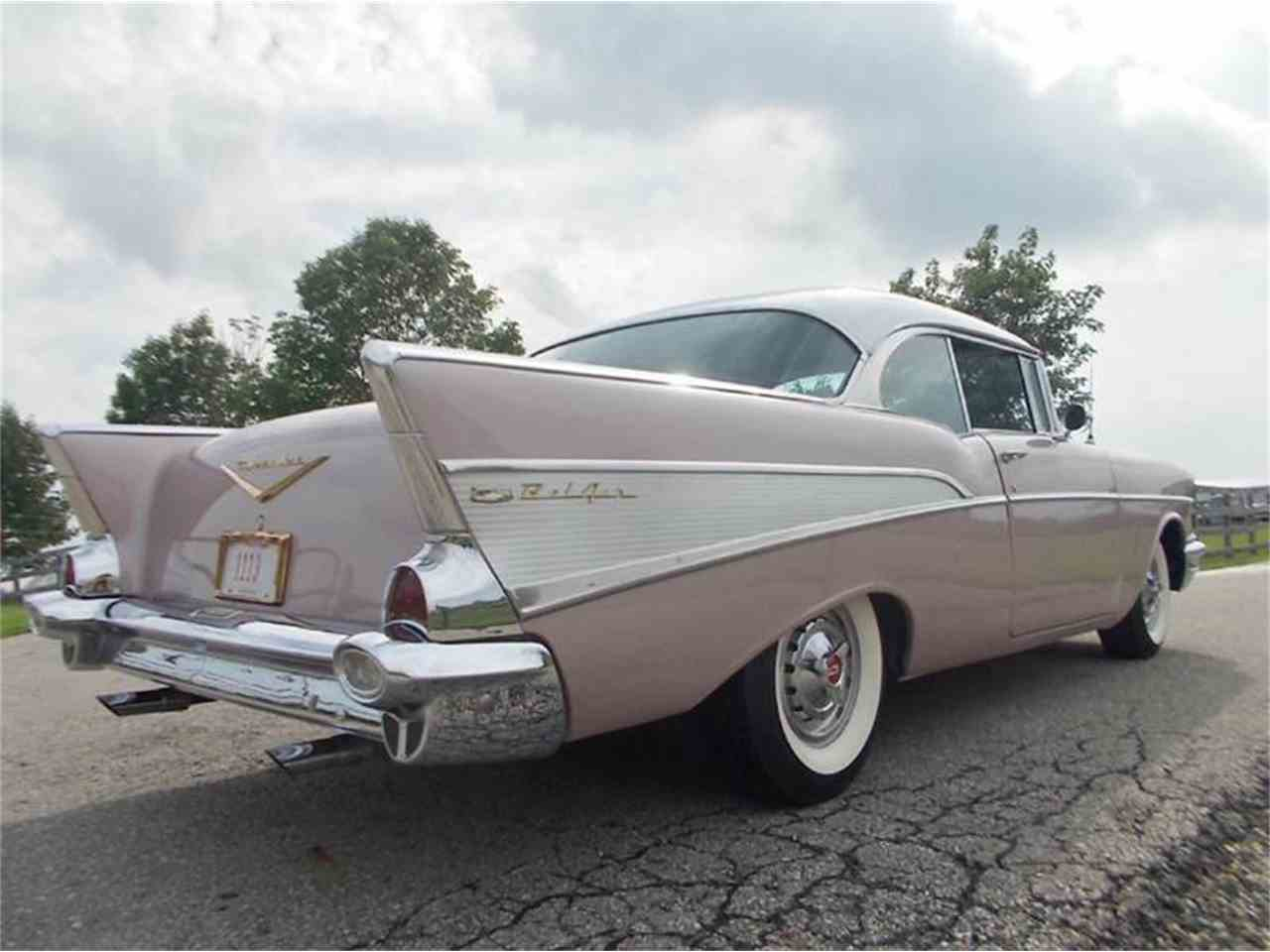 Large Picture of '57 Bel Air - J65E
