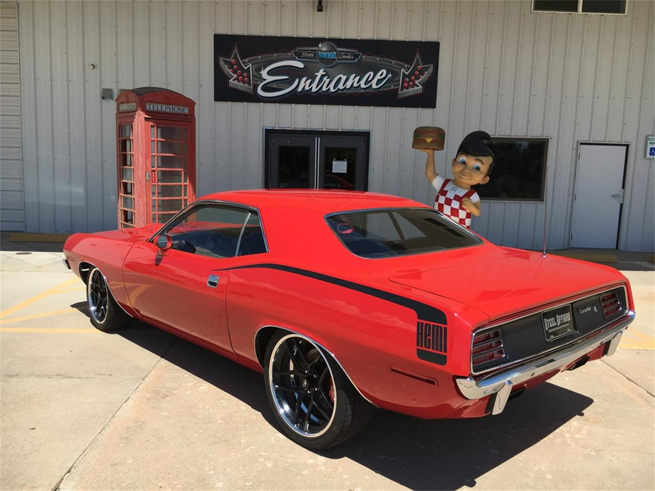 Large Picture of '70 Plymouth Cuda located in Colorado - $90,000.00 - J677