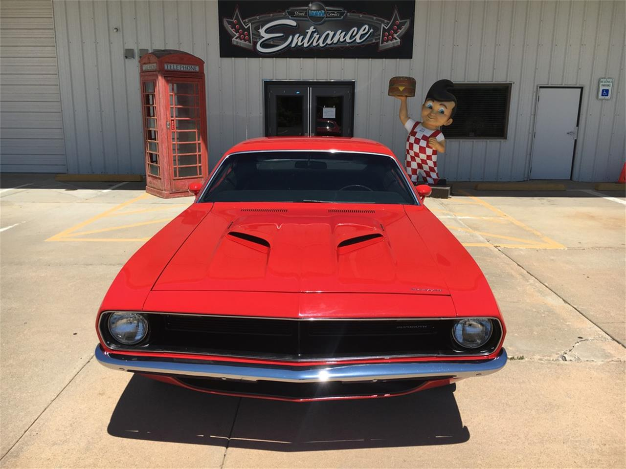 Large Picture of 1970 Cuda located in Colorado - $90,000.00 Offered by Steel Affairs - J677