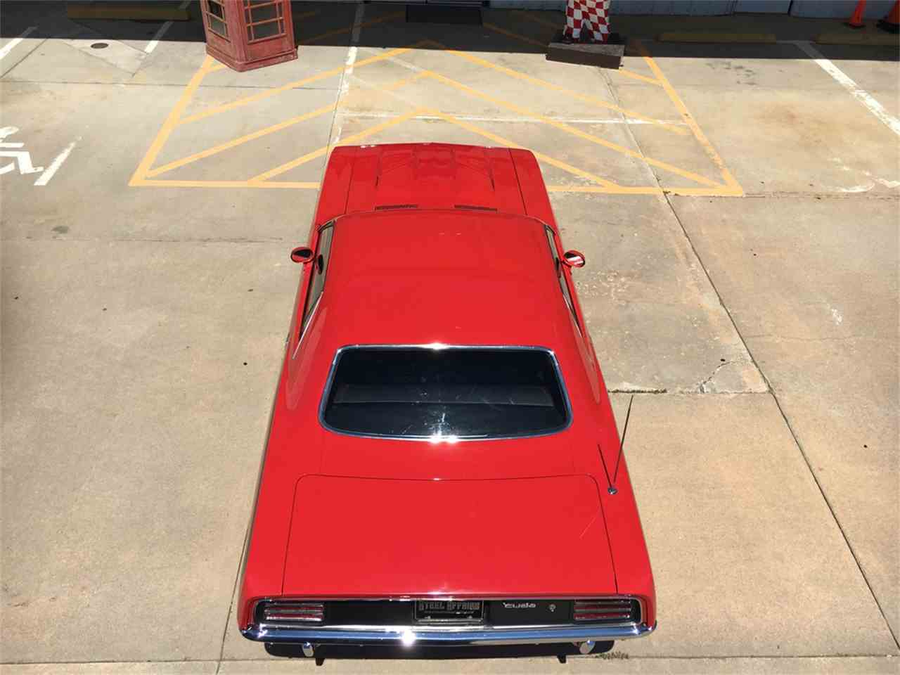 Large Picture of '70 Cuda - J677
