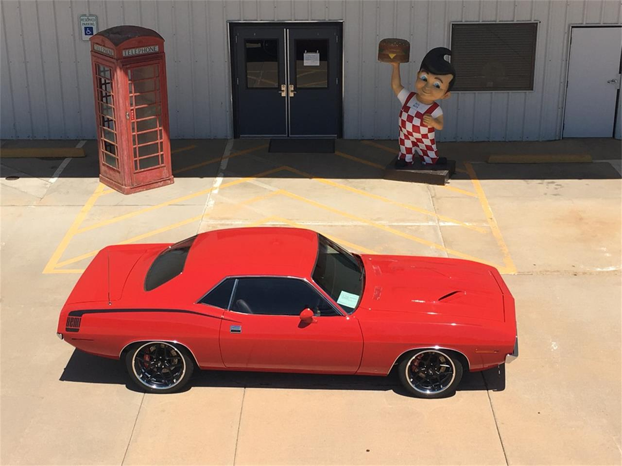 Large Picture of '70 Cuda - $90,000.00 - J677