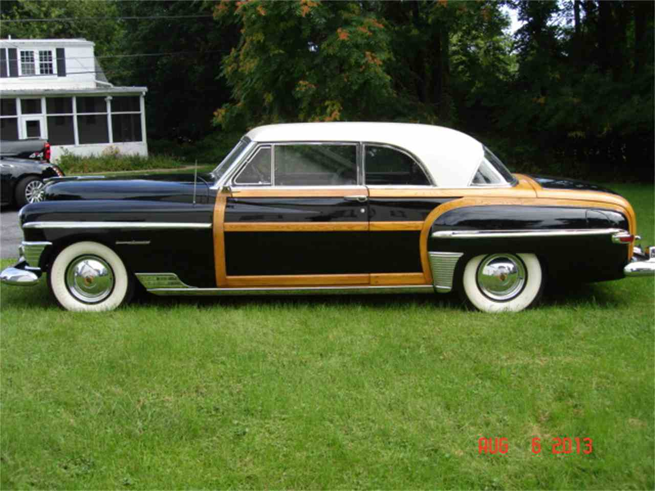 Large Picture of '50 Town & Country - J67I