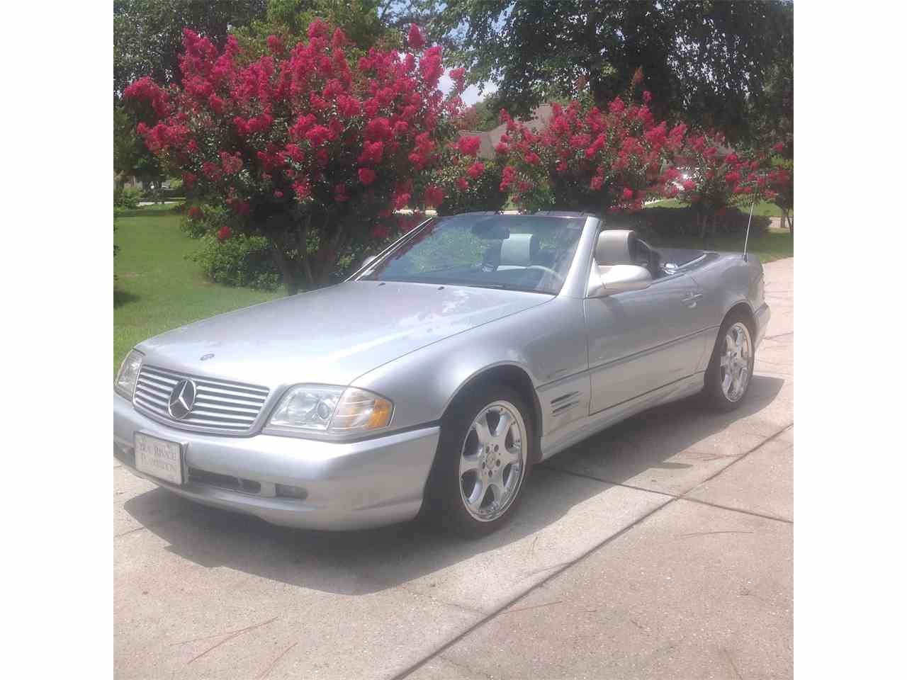 Large Picture of '02 SL 500 SILVER ARROW - $21,000.00 Offered by a Private Seller - J692