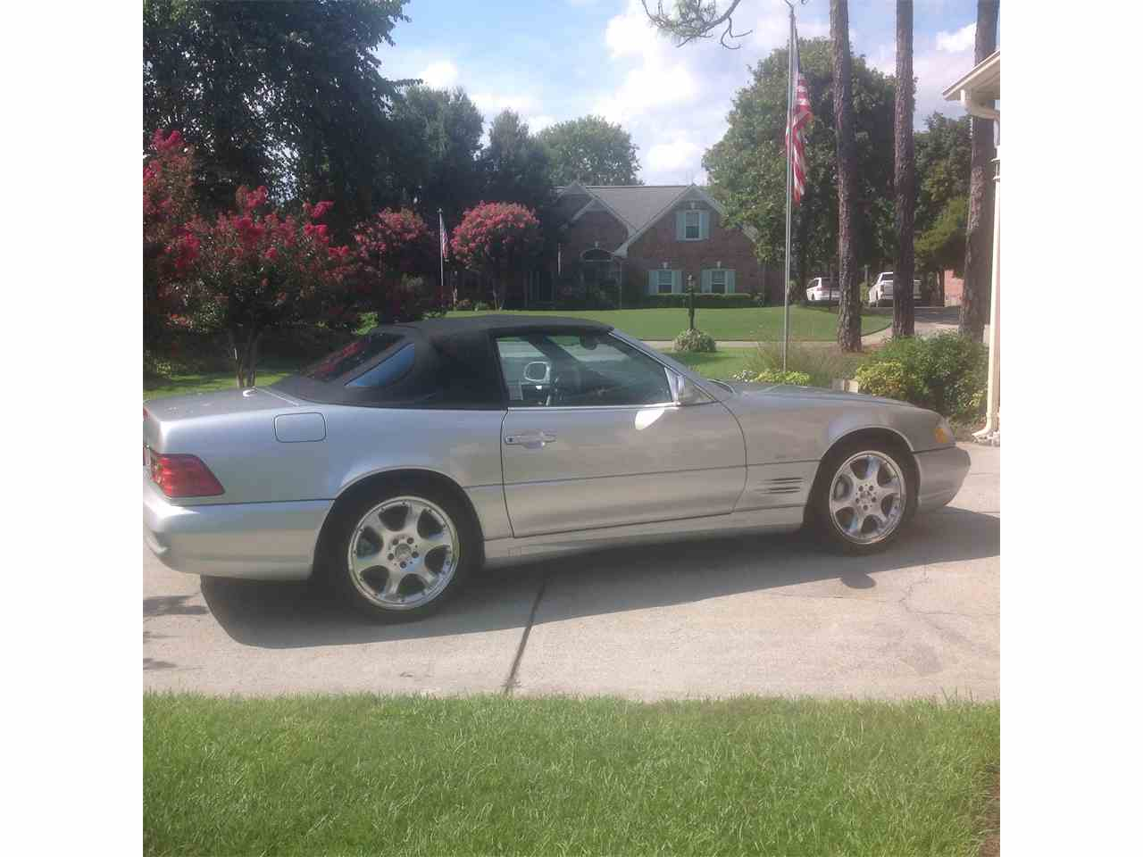 Large Picture of 2002 SL 500 SILVER ARROW Offered by a Private Seller - J692
