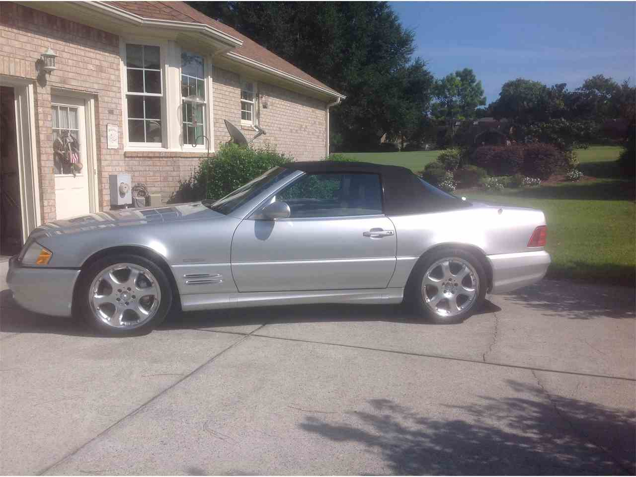 Large Picture of '02 Mercedes-Benz SL 500 SILVER ARROW located in North Carolina - $21,000.00 Offered by a Private Seller - J692