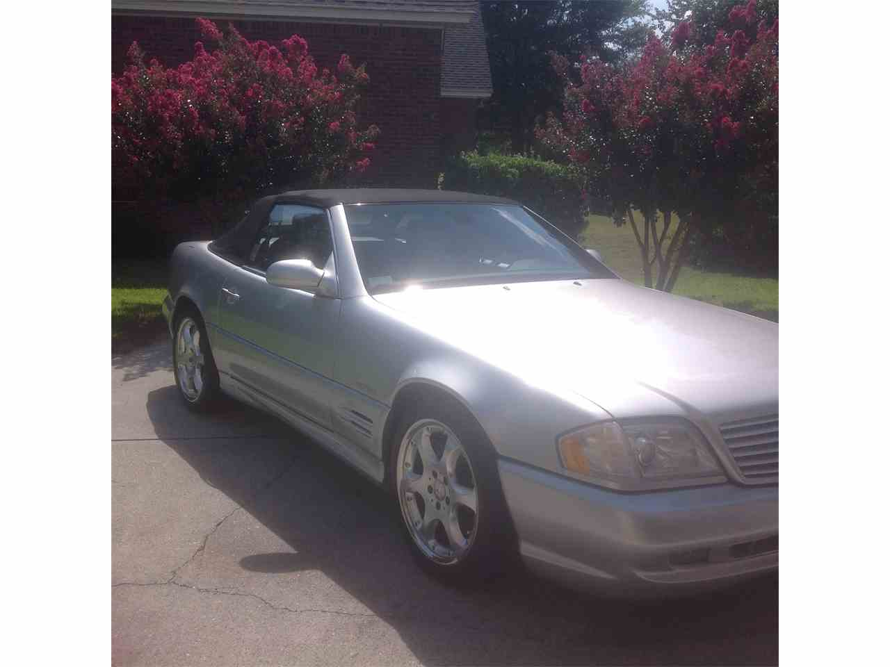 Large Picture of '02 Mercedes-Benz SL 500 SILVER ARROW - J692