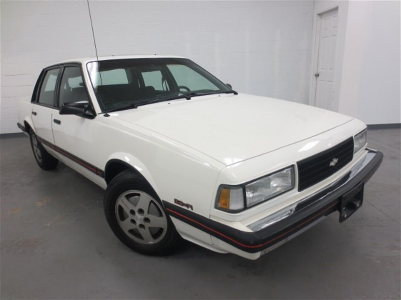 Black Chevy Celebrity 1987 Fuse Box Chevrolet For Sale 1280x960