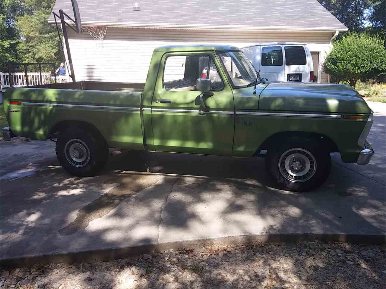 Large Picture of '76 F100 - J69T
