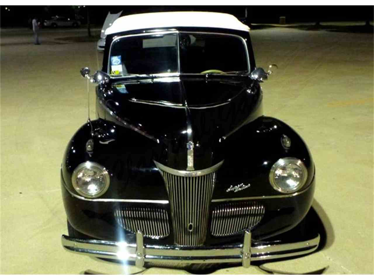 Large Picture of '41 Convertible - J6CS