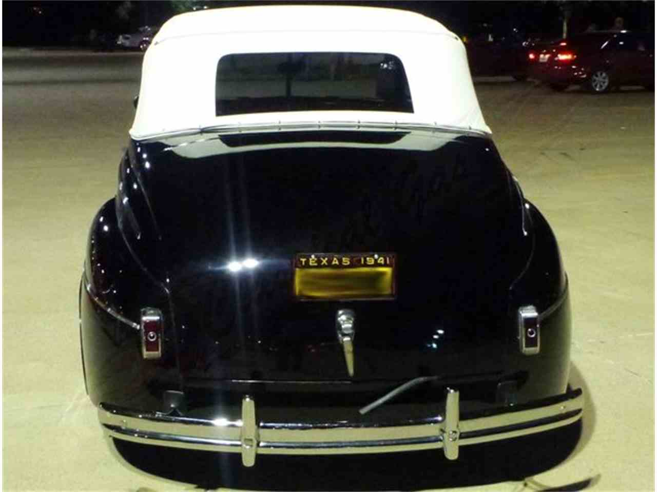 Large Picture of '41 Ford Convertible located in Arlington Texas Offered by Classical Gas Enterprises - J6CS