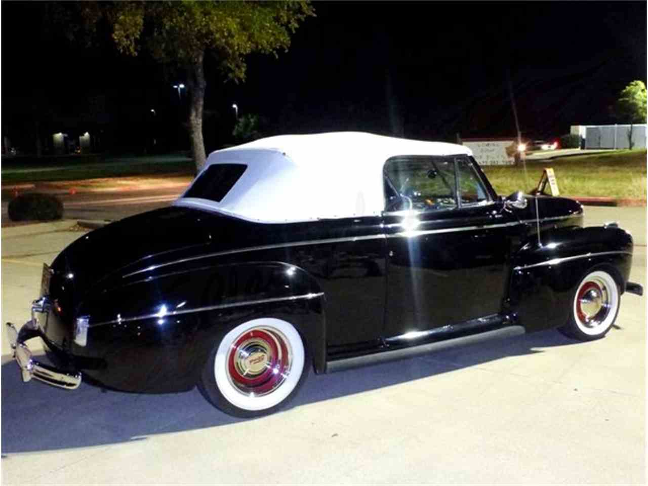 Large Picture of '41 Ford Convertible Offered by Classical Gas Enterprises - J6CS