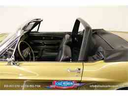 Picture of '68 Mustang Cobra GT350 Convertible - J6DP