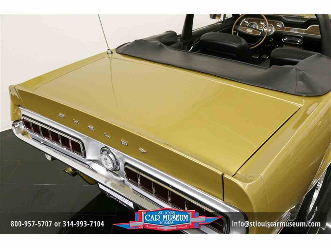 Large Picture of '68 Mustang Cobra GT350 Convertible - J6DP