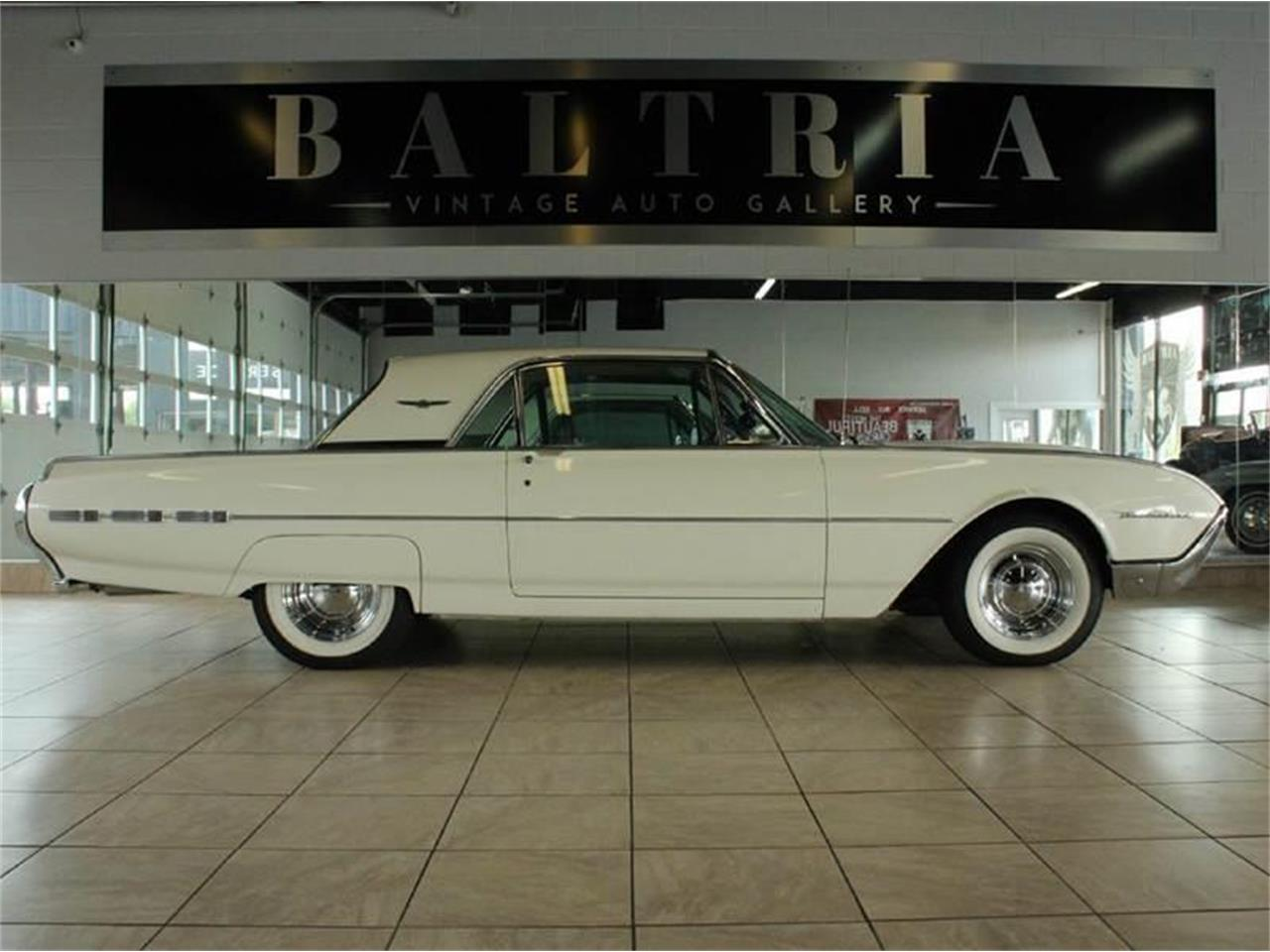 Large Picture of '62 Ford Thunderbird located in Illinois Offered by Baltria Vintage Auto Gallery - J33F