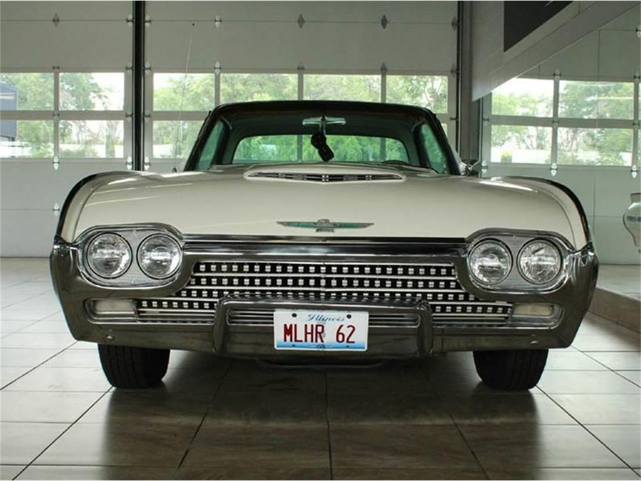 Large Picture of 1962 Ford Thunderbird located in Illinois - $15,900.00 Offered by Baltria Vintage Auto Gallery - J33F
