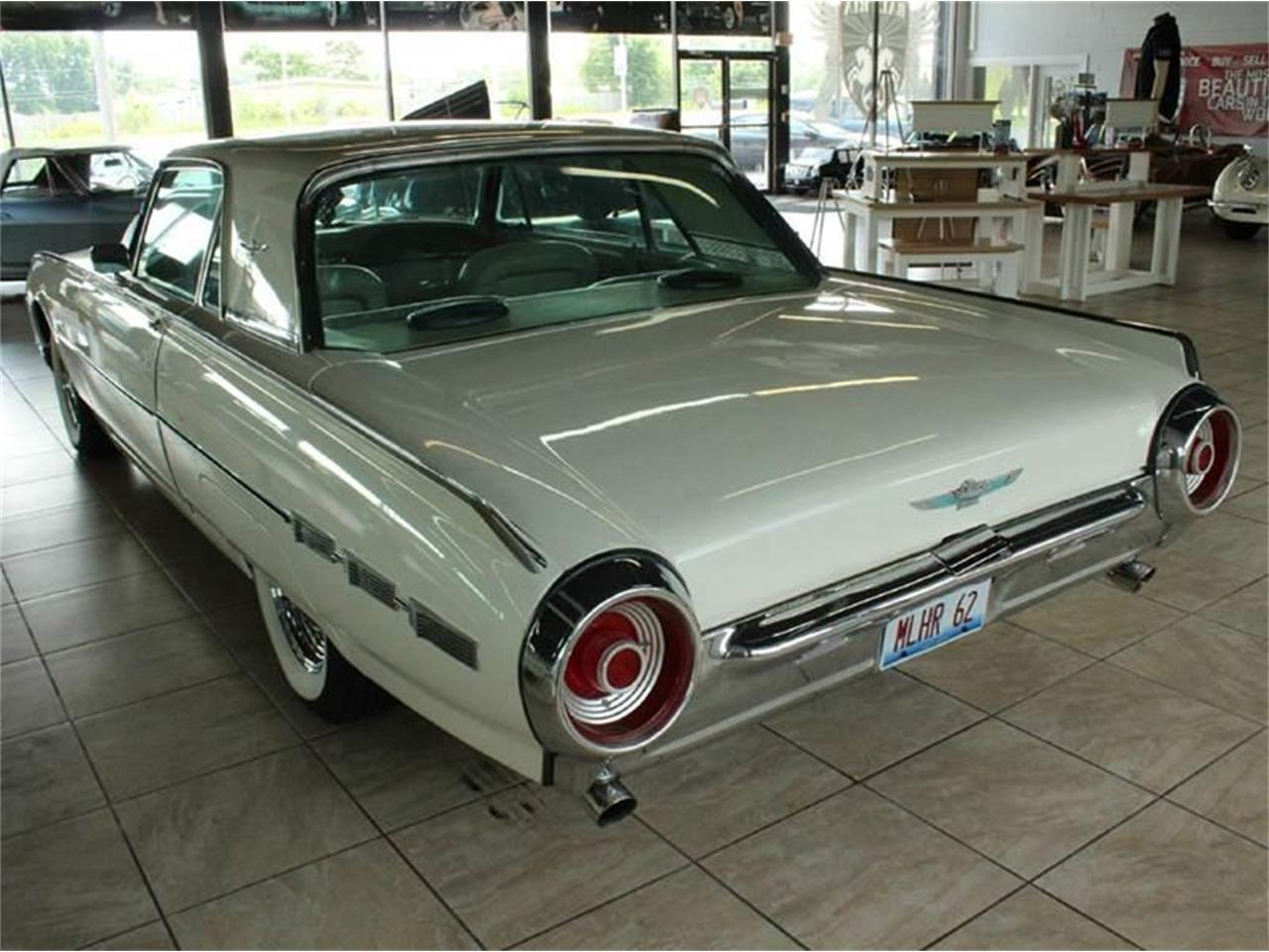 Large Picture of Classic 1962 Ford Thunderbird - $15,900.00 Offered by Baltria Vintage Auto Gallery - J33F