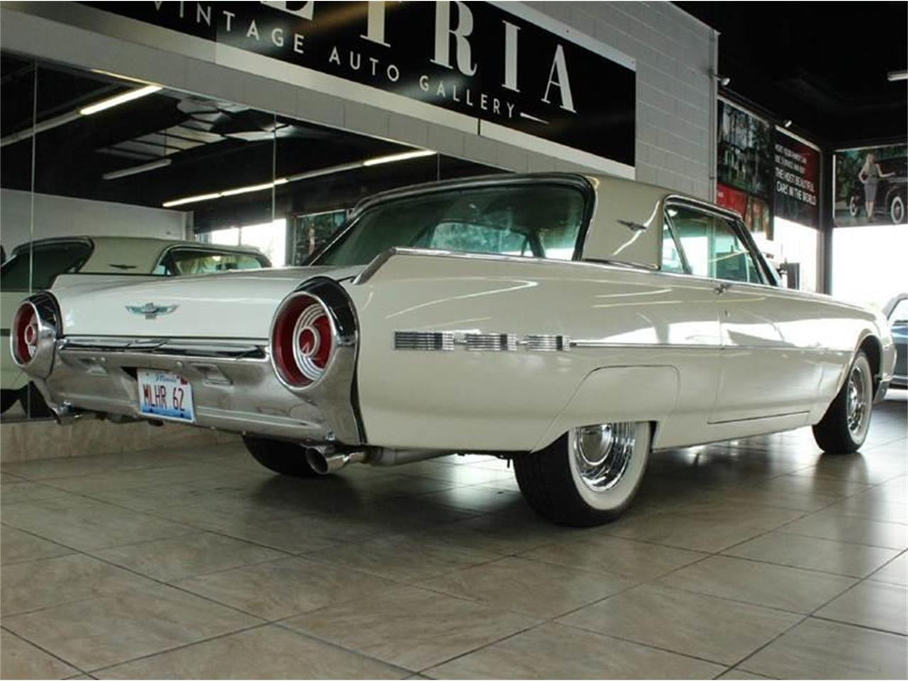 Large Picture of '62 Ford Thunderbird Offered by Baltria Vintage Auto Gallery - J33F
