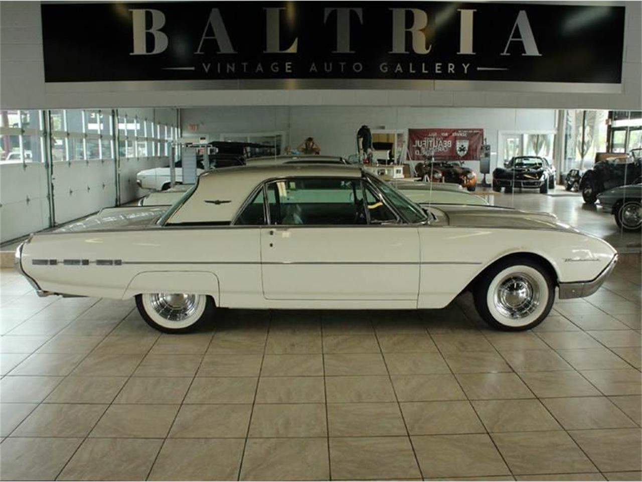 Large Picture of Classic 1962 Ford Thunderbird Offered by Baltria Vintage Auto Gallery - J33F